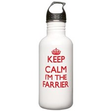 Keep calm I'm the Farr Water Bottle