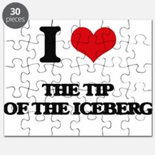 the tip of the iceberg Puzzle