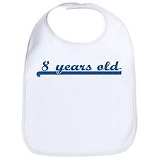8 years old (sport-blue) Bib
