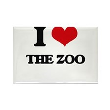 the zoo Magnets