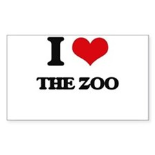 the zoo Decal
