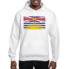 British Columbia flag Hoodie