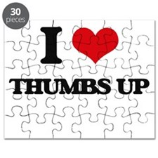 thumbs up Puzzle