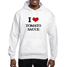 tomato sauce Hoodie
