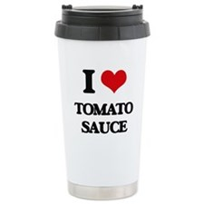 tomato sauce Travel Mug