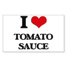 tomato sauce Decal