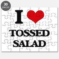 tossed salad Puzzle