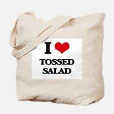 tossed salad Tote Bag