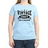 50th birthday vintage Women's Light T-Shirt
