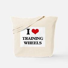 training wheels Tote Bag