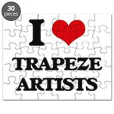 trapeze artists Puzzle