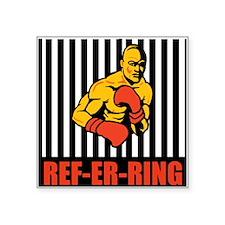 Ref-er-ring Sticker