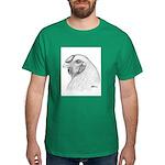 Chantecler Rooster Head Dark T-Shirt