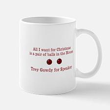 Trey Gowdy for Speaker Mugs