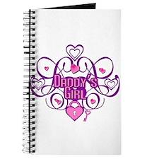 Daddy's Girl Pink/Fuschia Journal