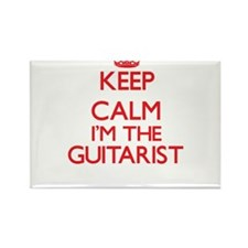 Keep calm I'm the Guitarist Magnets