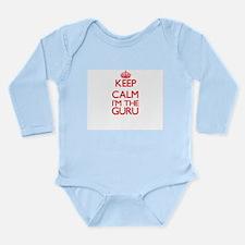 Keep calm I'm the Guru Body Suit