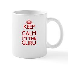 Keep calm I'm the Guru Mugs
