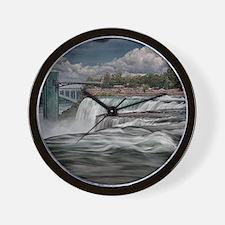 Niagara Falls 5 Wall Clock