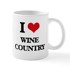 wine country Mugs