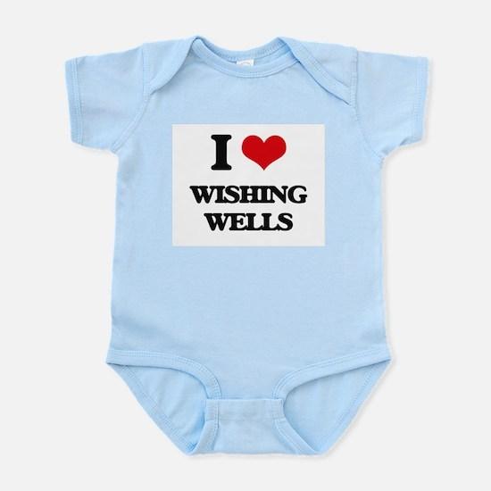 wishing wells Body Suit