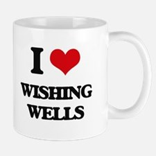 wishing wells Mugs