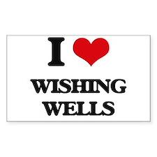 wishing wells Decal