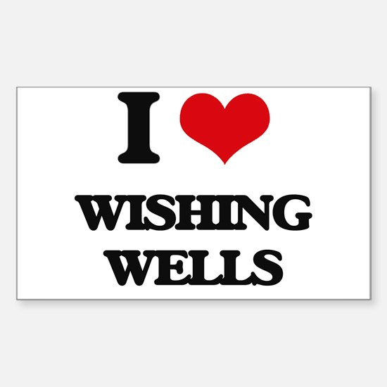 wishing wells Decal