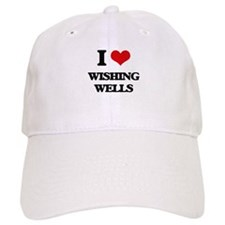 wishing wells Baseball Cap
