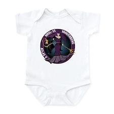 NROL 35 Launch Infant Bodysuit