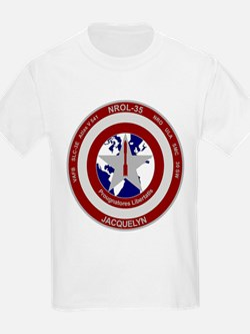 NROL-35 Launch Logo T-Shirt