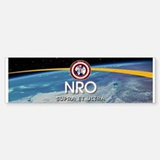 NROL-35 Launch Logo Bumper Bumper Sticker