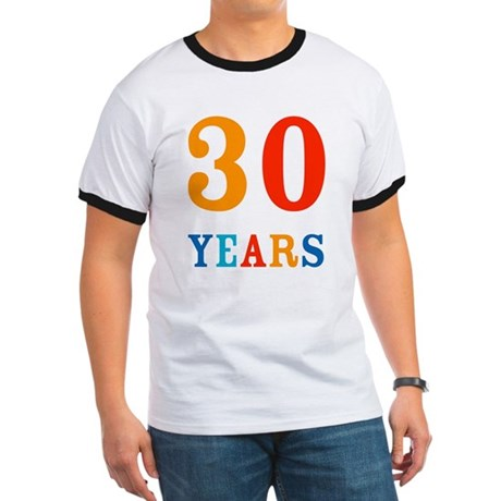 30 Years! Ringer T