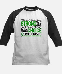 Mitochondrial Disease HowStro Kids Baseball Jersey