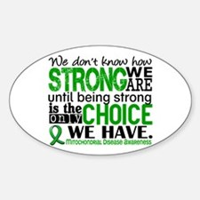 Mitochondrial Disease HowStro Decal