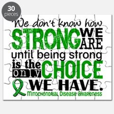 Mitochondrial Disease HowStrongWeAre Puzzle