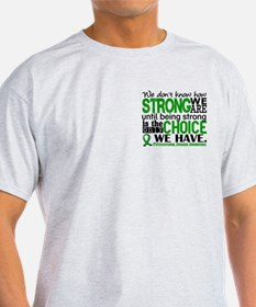 Mitochondrial Disease HowStrongWeAre T-Shirt