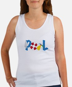Pool Stuff Tank Top