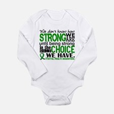 Mental Health HowStron Long Sleeve Infant Bodysuit
