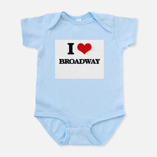 broadway Body Suit
