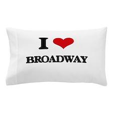 broadway Pillow Case