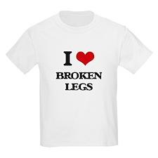 broken legs T-Shirt