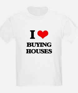 buying houses T-Shirt