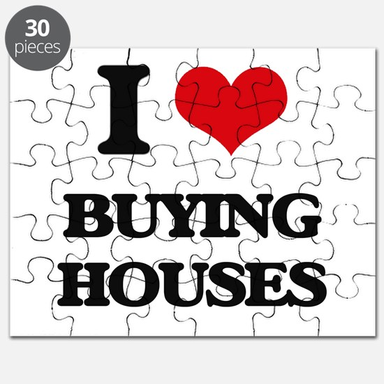 buying houses Puzzle