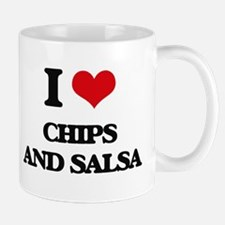 chips and salsa Mugs