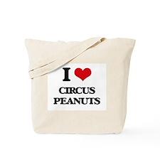 circus peanuts Tote Bag