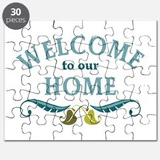 Welcome to Our Home Puzzle