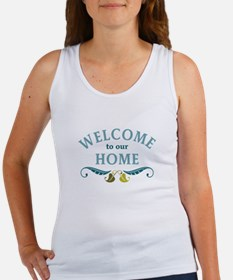 Welcome to Our Home Tank Top
