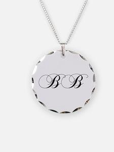 BB-cho black Necklace