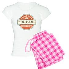 tuba player Women's Light Pajamas